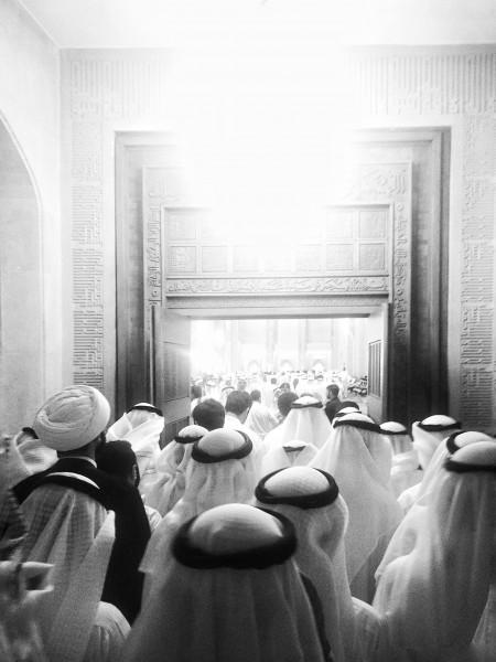 مدخل المسجد الكبير