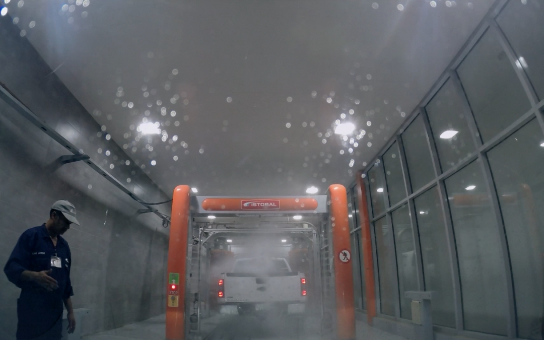 Carwash (GoPro video project)