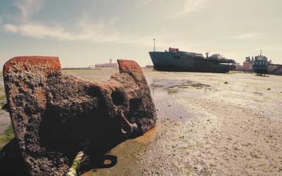 Ship Graveyard – مقبرة السفن (video project)