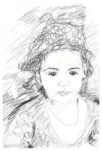 Dana sketch