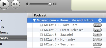 MCast on iTunes